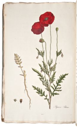 Flora Londinensis; or, Plates and Descriptions of such Plants as grow wild in the Environs of...