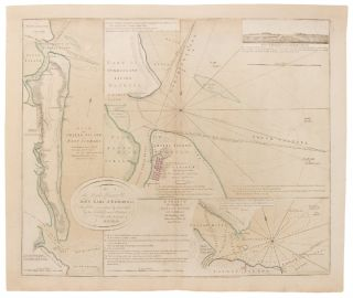 Plan of Amelia Island in East Florida [and] A Chart of the Entrance into St. Mary's River taken...