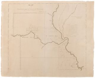 Map of the Northern Part of Missouri Territory. John GARDINER, d. 1839