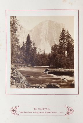 The Wonders of Yosemite Valley, and of California ... with original photographic illustrations,...