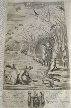 The Gentleman's Recreations ... The Whole Illustrated withs near an hundred Copper-Cuts relating to the several Subjects, particularly all Sorts of Nets, Engines, Traps, &c. are added for the Taking of Wild-Beasts, Fowl, Fish &c ... The Second Edition Corrected ...