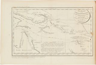 Discoveries of the French in 1768 and 1769, to the South-East of New Guinea, with the Subsequent...