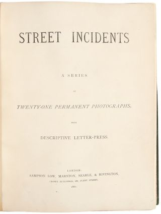 Street Incidents
