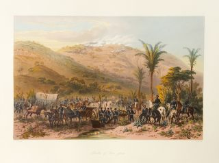 The War between the United States and Mexico illustrated, embracing pictorial drawings of all the principal conflicts ... with a description of each battle