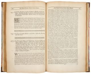 Acts of Assembly, Passed in the Province of New-York, from 1691, to 1718.