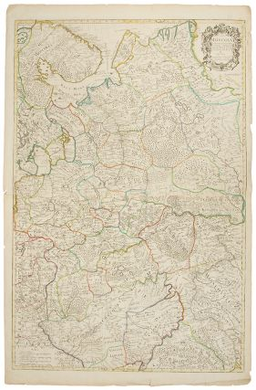RUSSIA] Moscovy. Corrected from ye Observations communicated to the Royal Society of London and...
