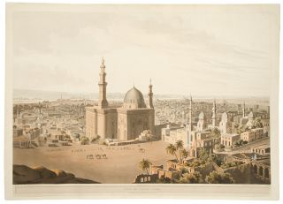 View of Grand Cairo. Henry SALT