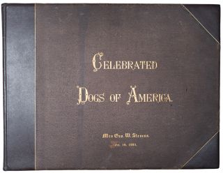 Celebrated Dogs of America