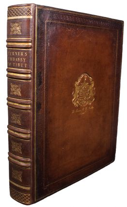 An Account of an Embassy to the Court of the Teshoo Lama in Tibet, containing a narrative of a journey through Bootan, and part of Tibet ... To which are added, views taken on the spot, by Lieutenant Samuel Davis; and observations botanical, mineralogical, and medical, by Mr. Robert Saunders