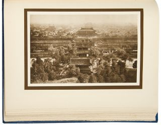 The Pageant of Peking. Comprising Sixty-six Vandyck Photogravures of Peking and Environs ... With...