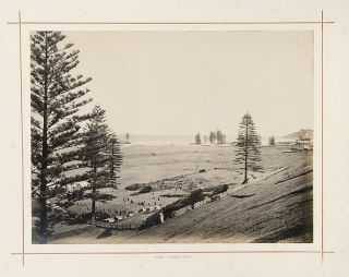 Album of photographs of the scenery and people of Norfolk Island in the South Pacific Ocean
