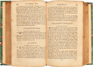 An Exact Abridgement of All the Public Acts and Assembly of Virginia in Force and Use. January 1, 1758. Together with a Proper Table.