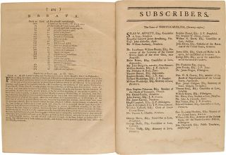 A Collection of the Statutes of the Parliament of England in Force in the State of North-Carolina