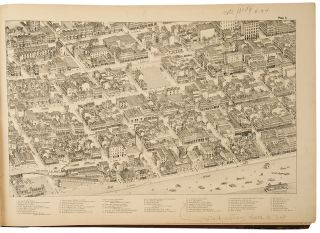Pictorial St. Louis the great Metropolis of the Mississippi Valley A topographical survey drawn in perspective A.D.1875