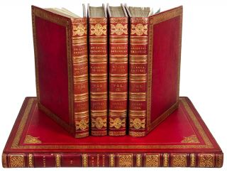 Uniformly bound set of large-paper issues of the British embassies to China, Burma and Tibet,...