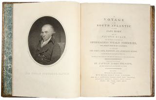 A Voyage to the South Atlantic, and round the Cape Horn into the Pacific Ocean, for the purpose...