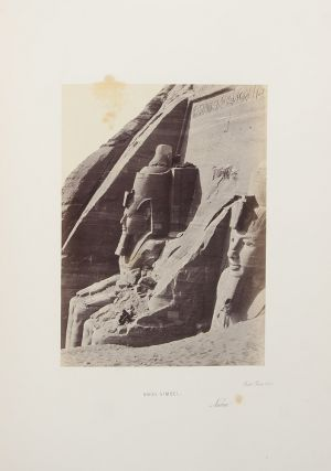 Egypt and Palestine Photographed and Described. Francis FRITH