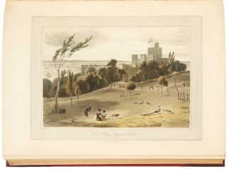A Voyage round Great Britain, undertaken in the summer of the year 1813, and commencing from the Land's-End, Cornwall ... with a series of views, illustrative of the character and prominent features of the coast, drawn and engraved by William Daniell