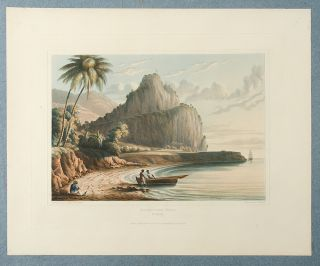 [Scenery of the Windward and Leeward Islands]