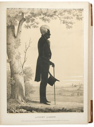 Portrait Gallery of Distinguished American Citizens, with biographical sketches