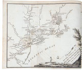 Travels in North-America, in the years 1780, 1781, and 1782. By the Marquis de Chastellux, one of the forty members of the French academy, and Major General in the French army serving under the Count de Rochambeau. Translated from the French by an English gentleman, who resided in America at that period. With notes by the translator.
