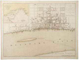 A Plan of the City of Philadelphia, the Capital of Pennsylvania, from an Actual Survey by...
