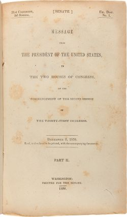 A Report, in the form of a Journal, to the Quartermaster General, of the March of the Regiment of Mounted Riflemen to Oregon, from May 10 to October 5, 1849...[caption title]