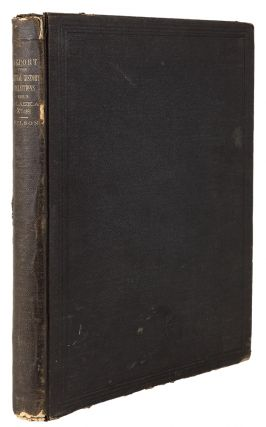 Report upon Natural History Collections Made in Alaska between the Years 1877 and 1881 ... Edited by Henry W. Henshaw ...