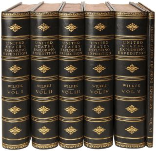 Narrative of the United States Exploring Expedition. During the Years 1838, 1839, 1840, 1841, 1842