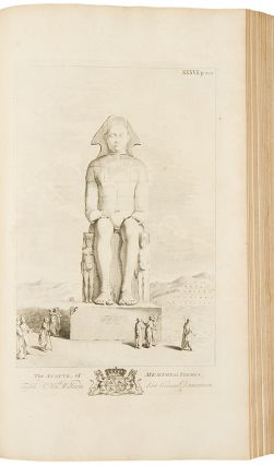 A Description of the East, and Some other Countries ... Observations on Egypt; [Vol. II, part 1: Observations on Palæstine or the Holy Land, Syria, Mesopotamia, Cyprus, and Candia; Vol. II, part 2: Observations on the Islands of the Archipelago, Asia Minor, Thrace, Greece, and some other parts of Europe]