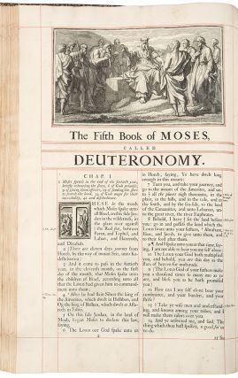 The Holy Bible, containing the Old Testament and the New: Newly Translated out of the Original Tongues: And Hath the former Translations Diligently Compared and Revised
