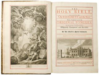 The Holy Bible, containing the Old Testament and the New: Newly Translated out of the Original...