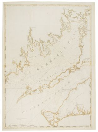 Buzzards Bay and Vineyard Sound.]. JOSEPH FREDERICK WALLET DES BARRES, SAMUEL HOLLAND