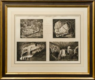 View's of Weyer's Cave. Edward BEYER