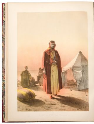 The Oriental Album: Twenty illustrations in oil colors of the people and scenery of Turkey, with...