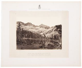 Photographs Showing Landscapes, Geological and Other Features of Portions of the Western...