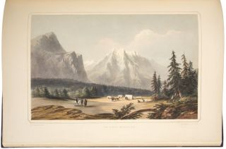 Sketches in North America and the Oregon Territory. By Captain H. Warre, (A.D.C. to the late Commander of the Forces)