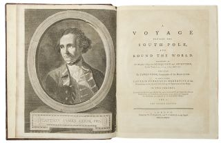 A Voyage towards the South Pole, and Round the World. Performed in His Majesty's Ships the...