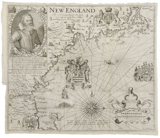 New England. The most remarqueable parts thus named. by the high and mighty Prince Charles, nowe...