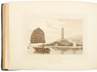 A Picturesque Voyage to India; by the way of China. Thomas DANIELL, William DANIELL.