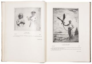 Etchings and Drypoints ... An illustrated and descriptive catalogue