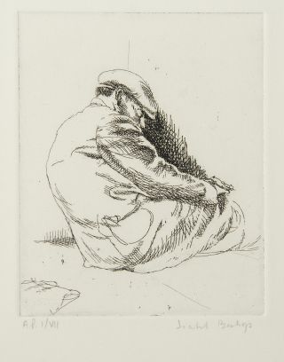 Eight Etchings 1930-1959. Isabel BISHOP