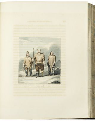 Narrative of a Second Voyage in search of a North-West Passage, and of a Residence in the Arctic Regions ... [With:] Appendix to the Narrative of a Second Voyage in Search of a North-West Passage. Sir John ROSS.