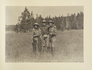 A Trip Through Yellowstone Park and an Elk Hunt in Wyoming. Joseph A. MCALEENAN.
