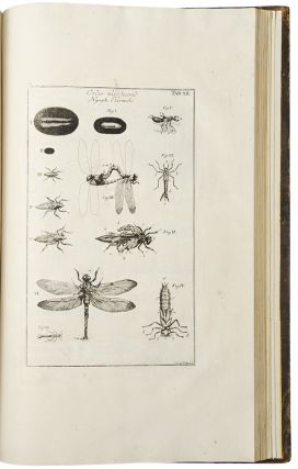 The Book of Nature or the History of Insects. John SWAMMERDAM.
