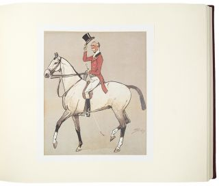 Snaffles. Being a Selection of his Hunting and Racing Prints. Charles Johnson PAYNE