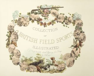 Orme's Collection of British Field Sports