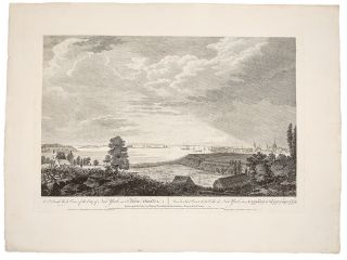 A South East View of the City of New York, in North America ... [With:] A South West View of the...