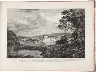 [Six Remarkable Views in the Provinces of New York, New Jersey and Pennsylvania: Engraved after the Paintings made by Mr. Paul Sandby, from the Drawings taken on the spot by his Excellency Governor Pownall]