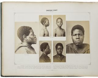 Ethnological Photographic Gallery of the Various Races of Men